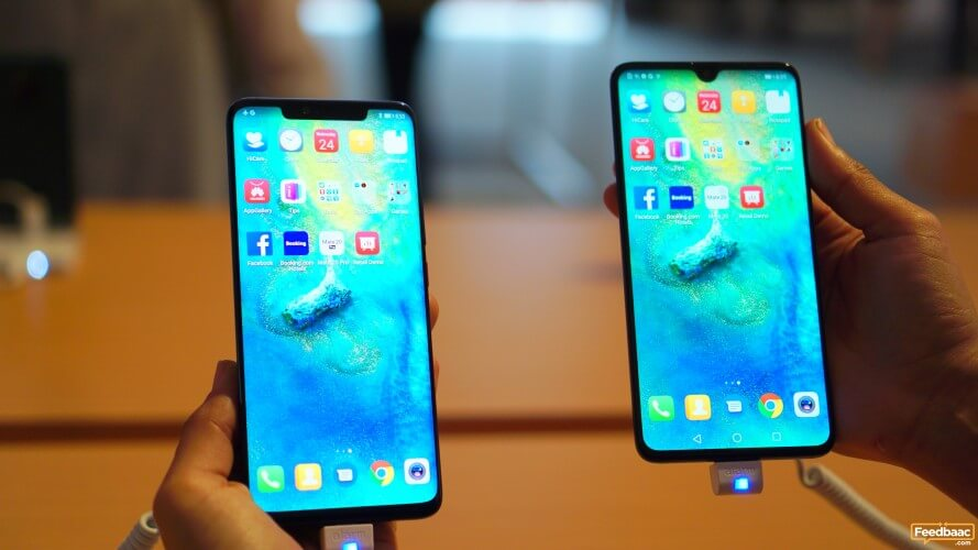 Huawei Officially Launches Mate 20, Mate 20 Pro and the Watch GT In