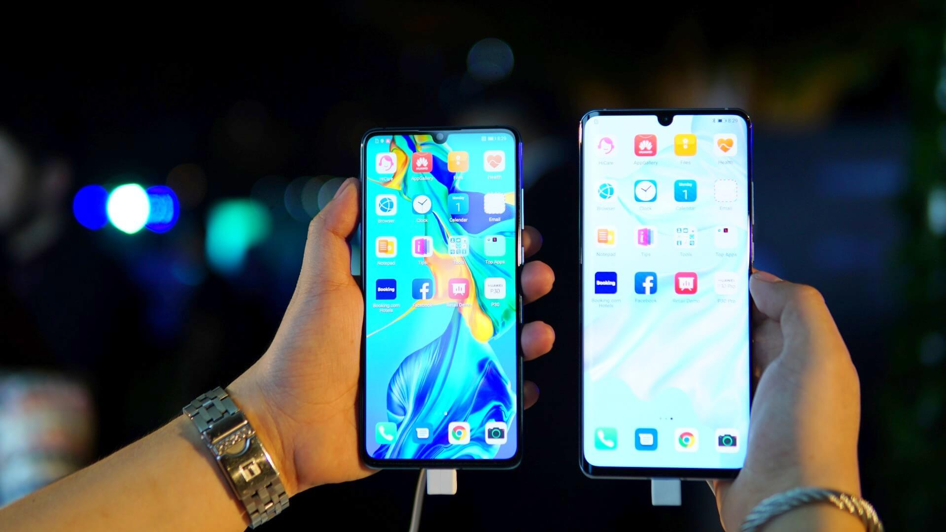 Huawei P30 Series Officially Launched In The UAE
